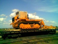 Перевозка крупногабаритных грузов при помощи железнодорожного транспорта