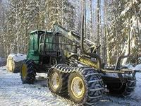 Покупка лесоводческой техники.