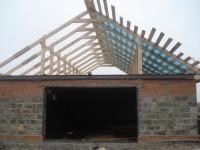 Как правильно соорудить крышу для гаража